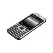 """GSM, Prestigio Grace A1, 2.8"""", Dual SIM, Black (PFP1281DUOBLACK_EN)"""