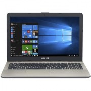 Asus X541UA-GO1345D 15.6-inch Laptop (6th Gen i3-6006U/4GB/1TB/Free DOS/Integrated Graphics) Black/Gold