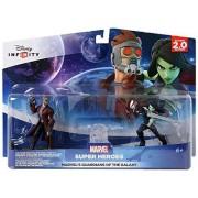 Disney Infinity Guardianes de la Galaxia Play Set: Star Lord & Gamora Standard Edition