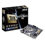 Asus Moderkort Asus H110M-A/M.2 Intel® 1151 Micro-ATX Intel® H110