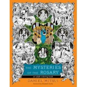 The Mysteries of the Rosary: An Adult Coloring Book, Paperback