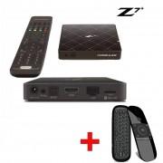 FORMULER Z7 + WIFI IPTV , Fjärrkontroll med mus och tangentbord