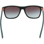 Tommy Hilfiger Wayfarer Sunglasses(Brown)