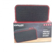 SONILEX SL-BS-250FM BLUETOOTH SPEAKER SUPPORT FM BLUETOOTH AUX CABLE TF CARD USB CALLING