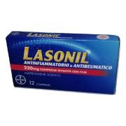 BAYER SpA LASONIL ANTINFIAMMATORIO 12 COMPRESSE