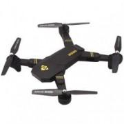 Drona iUni N809W Brate Pliabile WiFi Camera 2MP Transmisie Live pe Telefon Altitudine automata Negru