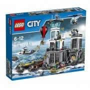 Lego 60130 la caserma della polizia dell'isola - lego city police