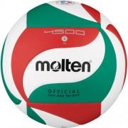 molten Volleyball V5M4500 (weiß/grün/rot) - 5