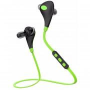 Audífonos Bluetooth Manos Llibres Inalámbricos, R18 Neckband Audifonos Bluetooth Manos Libres Inalámbrico Deportes Corriendo A Prueba De Viento Auricular (verde)