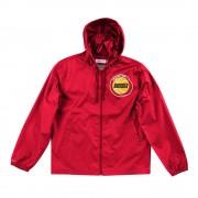MITCHELL&NESS Mitchell & Ness NBA Houston Rockets Team Captain Windbreaker Jacket (FLZPMG18045-HROSCAR)