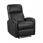 Happy Garden Fauteuil inclinable MAX noir