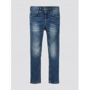 TOM TAILOR Matte Stretch Jeans , Kinderen, blue denim blue, 104