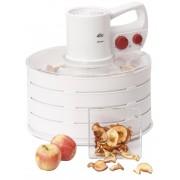 Deshidrator-uscator alimentar, cu 3 rezistente