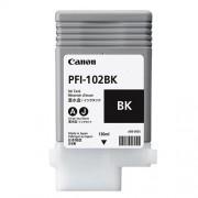 Tinta Canon negra PFI-102BK 0895B001AA