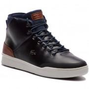 Lacoste Sneakersy LACOSTE - Explorateur Classic 318 1 Cam 7-36CAM00252Q8 Nvy/Brw