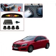 Auto Addict Car Black Reverse Parking Sensor With LED Display For Mercedes Benz A-Class