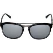 BMW Rectangular Sunglasses(Silver)