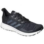 Adidas Men's Black Duramo 9 Running Shoe