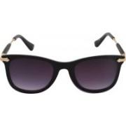 John Dior Retro Square Sunglasses(Violet)