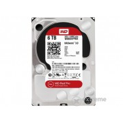 "Hard Disk Western Digital Red Pro 6TB 3,5"" (WD6002FFWX, 7200rpm, 64 MB puffer)"