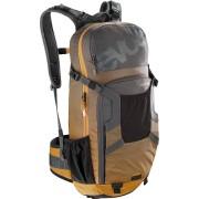 Evoc FR Enduro 16L Mochila protetora Cinzento Laranja S