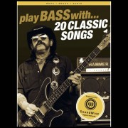Wise Publications Play Bass With 20 Classic Songs