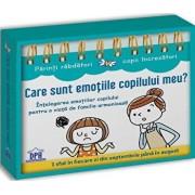 Care sunt emotiile copilului meu? Intelegerea emotiilor copilului (Calendar)/Anne Faujour, Elise Fournier