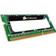 Corsair 512MB, 2.5-3-3-6, 200pin SODIMM, PC-2100 0.5GB DDR módulo de Memoria (2.5-3-3-6, 200pin SODIMM, PC-2100, 0.5 GB, DDR, 200-pin SO-DIMM)