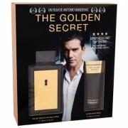 Antonio Banderas The Golden Secret Комплект (EDT 100ml + AS Balm 100ml) за Мъже