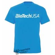 BioTech USA BioTechUSA pánske tričko - modré