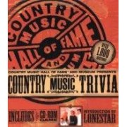 COUNTRY MUSIC TRIVIA Includes cd rom game ISBN:9781401601218