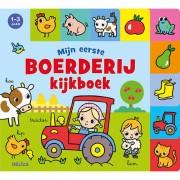 Mijn eerste boerderij kijkboek - ZNU