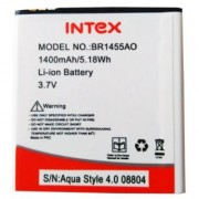 Intex Aqua Style 4.0 Li Ion Polymer Replacement Battery BR1455AO