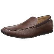 Steve Madden Men's Burke-S Brown Loafers and Moccasins - 9 UK/India (42.5 EU)(9.5 US)