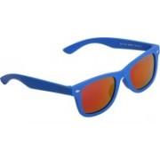 Polaroid Wayfarer Sunglasses(Brown)