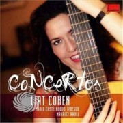 Video Delta COHEN, LIAT - CONCERTOS POUR GUITARE - CD