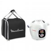 Moulinex Cookeo Multicooker con 100 ricette e custodia