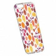 Husa Silicon Transparent Slim Toamna 111 Apple iPhone 6 PLUS 6S PLUS