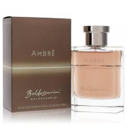 Baldessarini Ambre For Men By Hugo Boss Eau De Toilette Spray 3 Oz