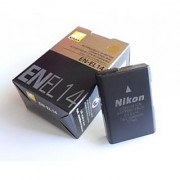 Comaptible EN-EL14/EN-EL14A 7.2V Lithium Ion Battery For Nikon DSLR Camera