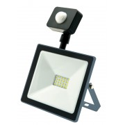Proiector Led-SMD INDUS-Slim Model IP- 65 20 W cu Senzor
