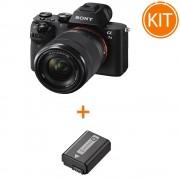 Kit Sony A7 II cu Obiectiv 28-70 F/3.5-5.6 OSS + Sony NP-FW50