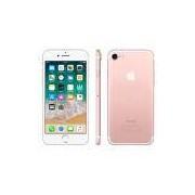 "iPhone 7 128GB Câmera 12MP Ouro Rosa Tela 4,7"" MN952BR/A"
