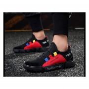 Zapatos Deportivos Generic Hombre-Rojo