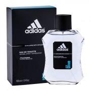 Adidas Ice Dive eau de toilette 100 ml uomo