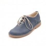 Lage schoen, oceaanblauw 41