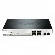8-Port Gigabit Smart+ PoE+ Switch DGS-1210-10P