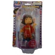Dora The Explorer Dora Explores The World Figure Collection Japan Nickelodeon by Dora the Explorer