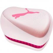 Tangle Teezer x PUMA Compact Styler Neon Pink