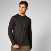 Myprotein Dry-Tech Infinity Long-Sleeve T-Shirt – Schwarz - M